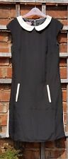 """Ted Baker London Woman's Black Sleeveless Dress Size 0 ( 30"""" Chest ) NWT"""
