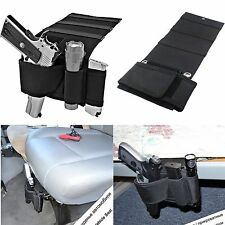 Tactical Adjustable Under Mattress Bed Seat Car Pistol Gun Holster Holder Gift