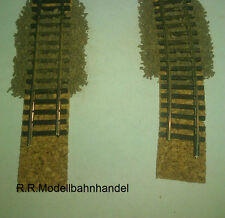 10 Meter Kork Gleisbettung der Spur z 2mm