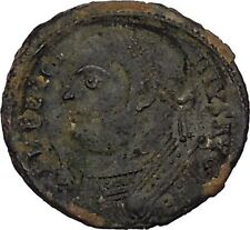 Licinius I Constantine The Great enemy 321Ad Ancient Roman Coin Jupiter i45875