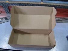 "O GAUGE BOX, 5 EACH FOR LIONEL, MTH, RAILKING CARS. 13 1/2 "" X 5"" X 3""."