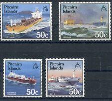 pitcairn island 1985 navi 1 serie 256-9 MHN