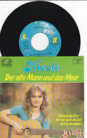 """7 """" Single Nicole - Der Alte Mann Und Das Meer"""