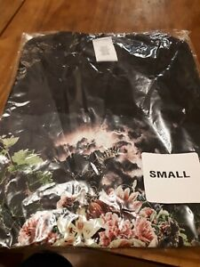Official Babymetal T-Shirt Flower Fox 2018 World Tour Kitsune Download Festival