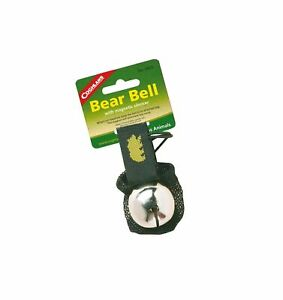 Coghlan's Bear Bell with Magnetic Silencer Hiking safety