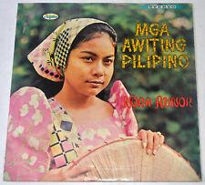 Philippines NORA AUNOR Mga Awiting Pilipino OPM LP Record