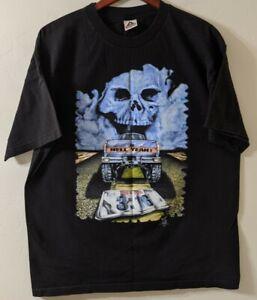 WWF Stone Cold University Steve Austin T Shirt 1998 Men's XL Vintage Tough