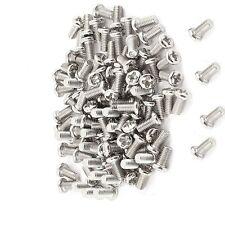 100 pcs M3 Screw 3x6mm 6mm Match M3 Copper Cylinder