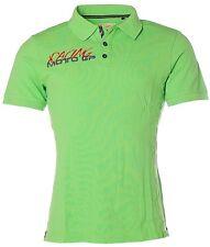 K6796 Signum Herren Kurzarm Shirt Poloshirt Pikee Surge Of Adrenaline grün M