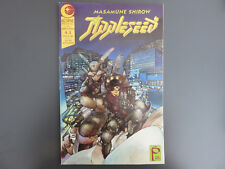 BD APPLESEED VOL 1 / BOOK 4 MASAMUNE SHIROW VO USA TBE