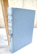 GLINDA Of OZ,1920,L Frank Baum,Illustrated