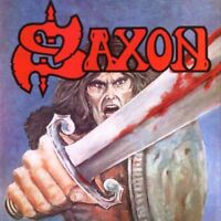 Saxon ‎– Saxon Coloured LP Vinyl NEW! 4050538347852
