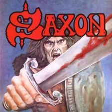 Saxon – Saxon Coloured LP Vinyl NEW! 4050538347852