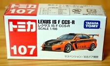 Tomica [Japan] Lexus IS F CCS-R - New/Boxed/Rare [E-808]