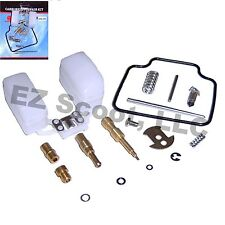CARBURETOR REPAIR KIT GY6 125cc/152QMI  4STROKE ENGINES CHINESE SCOOTER  ATV VIP