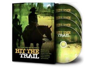 Parelli 4 Dvds Hit The Trail Programm