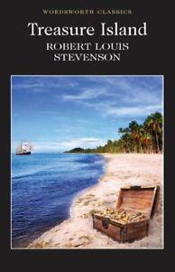 Treasure Island by Robert Louis Stevenson 9781840227635   Brand New