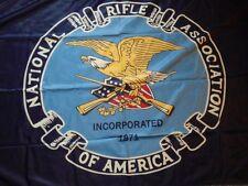 Official NRA Flag 3x5 National Rifle Association Flag USA