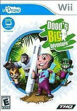 Dood's Big Adventure GAME Nintendo Wii & WII U
