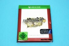 XBox One Spiel - Final Fantasy Type-0 HD - Limited Edition - in OVP
