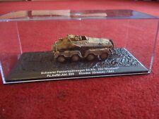 Deagostini 1:72 Schwerer Panzerspahwagen Sd.Kfz. 233 'Stummel' 1943 diecast