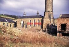 PHOTO  1993 OATS ROYD MILL ENGINE HOUSE BUILT 1887 TO POWER A WEAVING SHED. THE