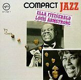 FITZGERALD Ella & ARMSTRONG Louis - Compact jazz - CD Album