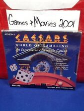 Caesars World of Gambling Philips CD-i, 1991