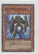 2006 Yu-Gi-Oh! Power of the Duelist #POTD-EN016.1 Destiny HERO Fear Monger - 2r9