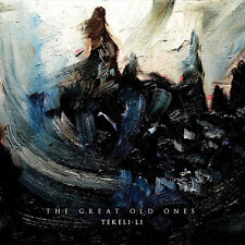 The Great Old Ones - Tekeli-li CD,blut aus nord altar of plagues, france Post BM
