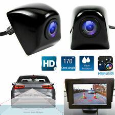 Car Rear View CCD 170° Angle Reverse Backup Parking Camera Night Vision CHK