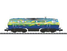 Minitrix 16284 Escala N MHI locomotora diésel BR 218 Turismo con