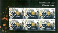 Kosovo Stamps 2021. Doctors: White coat heroes. Pandemic care. Sheet MNH