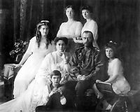 8x10 Photo 1914 The Romanovs, the Last Royal Family of Russia-Czar Nicholas II