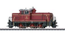 Märklin 37861 LOCOMOTIVE DIESEL V60 de DB Rouge-violet télex Décodeur MFX son #
