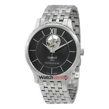 Tissot Tradition Black Dial Automatic Mens Watch T0639071105800