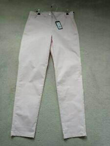 Laura Ashley In BNWT Pink Trousers Size 10