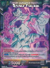 Dragon Ball Super Card Game ! Freezer puissance maximum BT1-087 R - VF/RARE