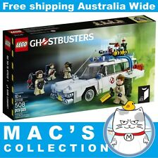 LEGO Ideas Ghostbusters Ecto-1 21108 RARE Ready to Ship !!!