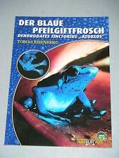 """NTV Art for Art """"Der blaue Pfeilgiftfrosch"""""""