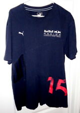 Puma RB15 Car Red Bull Formula 1 One Racing Tee - Mens T-Shirt  XL