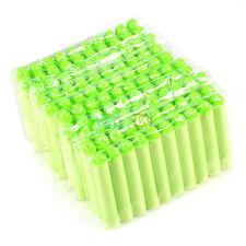 400pcs Refill Bullet Soft Darts For Nerf N-Strike Kids Toy Foam Gun Soft Dart US