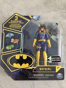 Spin Master DC Batman Bat-Tech 2021 Batgirl Barbara Gordon 1st Edition VHTF!