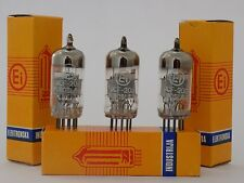 1x Ei PCF200 / PCF-200 - Multiple Stage TV Receiver Triode-Pentode Tube =  8TP18