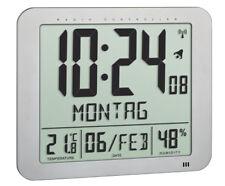 Tfa 60.4516.54 Horloge Murale Radio-Pilotée Digitale-Funkuhr Montre Radio