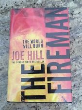 The Firman Joe Hill Signed Numbered Limited first edition printing