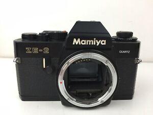 Mamiya - ZE-2 - 35mm Film Camera - SLR - Body Only - Good Condition -
