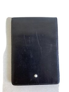 Mont Blanc Leather Walet Pad