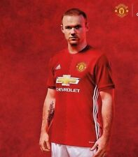 2016/17 ADIDAS MANCHESTER UNITED HOME SOCCER JERSEY AI6720