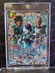 Dragon Ball Super CCG/ Frieza, Army Reborn TB3-069 SCR Secret Rare One-Touch pro